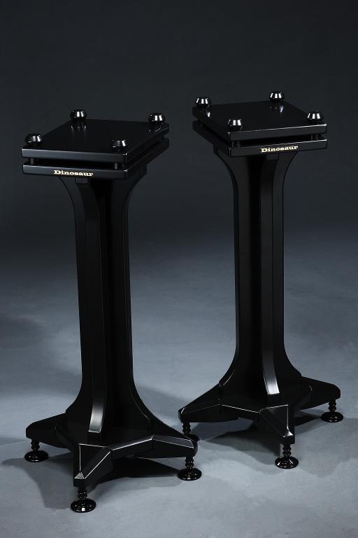 Stand Board Designs : Harmonix tuning speaker stand dns dinosaur