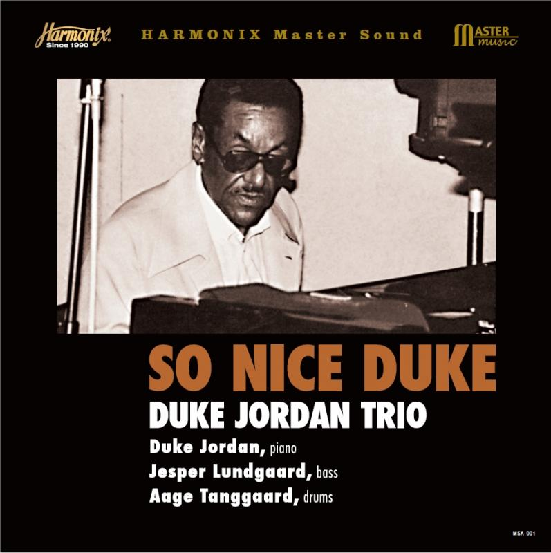 So Nice Duke / Duke Jordan Trio