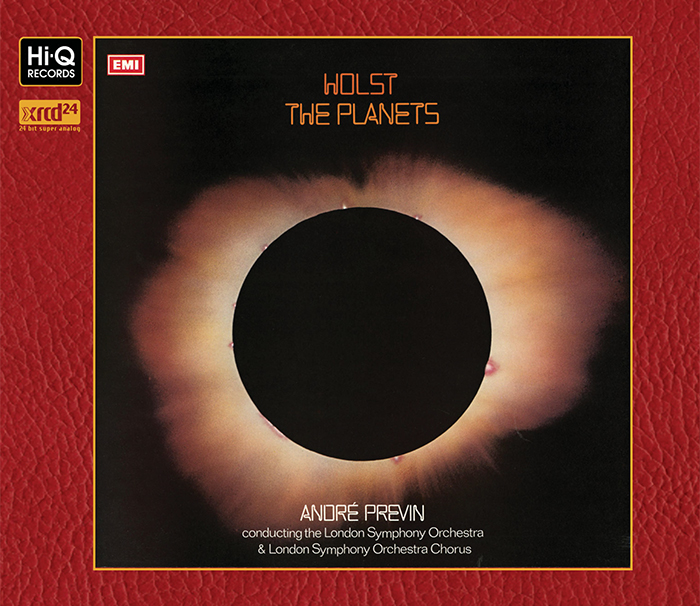 Holst : The Planets, Op.32 / Andre Previn (Conductor)