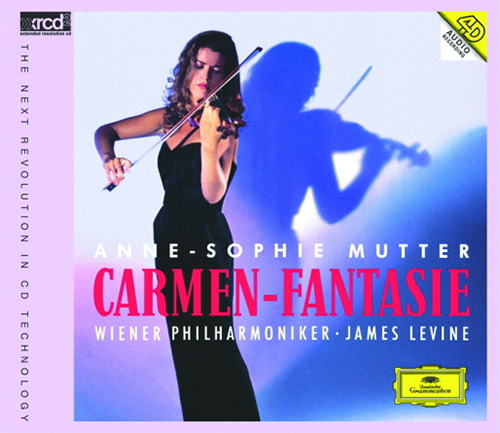 Carmen – Fantasie / Anne-Sophie Mutter