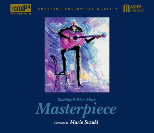 Masterpiece ~ Touching Folklore Music / corazon de Mario Suzuki