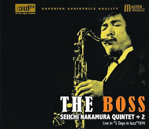 The BOSS / Seiichi Nakamura Quintet+2