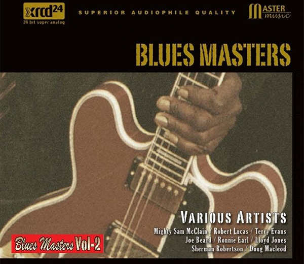 Blues Masters vol.2 / Various Arists