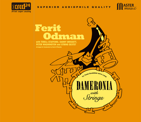 DAMERONIA with Strings / Ferit Odman