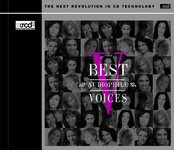 Best Audiophile Voices V / Various Artists