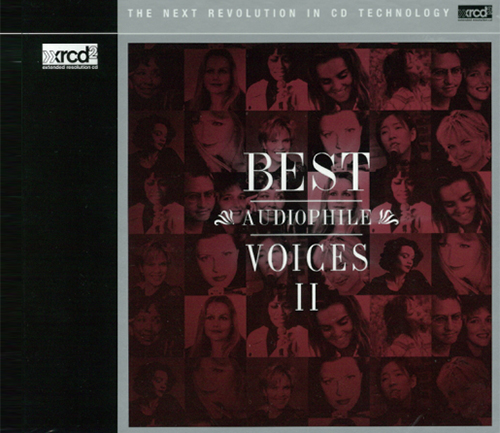 Best Audiophile Voices II / Various Artists