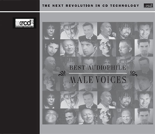 Best Audiophile Male Voices / Various Artists