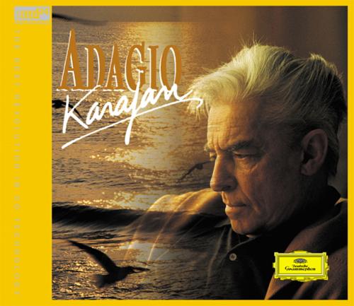 アダージョ / カラヤン指揮ベルリン・フィルハーモニー管弦楽団