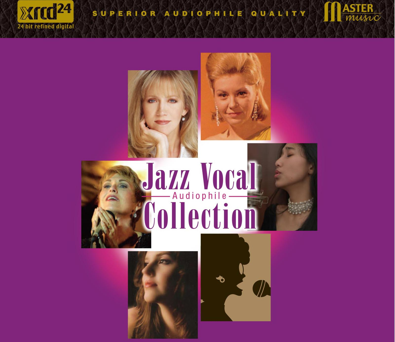 Jazz Vocal Collection/6 artists including Amanda McBroom