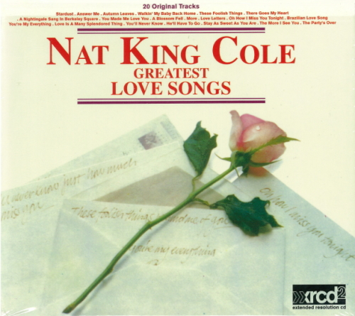 Greatest Love Songs / Nat King Cole