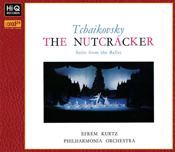 チャイコフスキー「くるみ割り人形」 / クルツ指揮フィルハーモニア管弦楽団