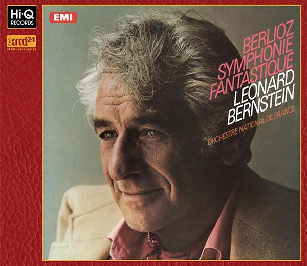 Berlioz : Symphonie Fantastique Op.14 / Leonard Bernstein(Conductor)