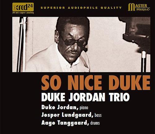 So Nice Duke / Duke Jordan Trio