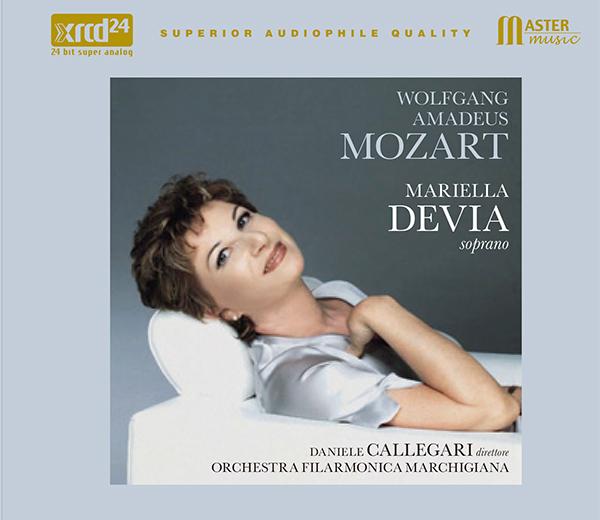 WOLFGANG AMADEUS MOZART / Mariella Devia